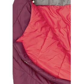 Millet Baikal 1100 Sleeping Bag Women, velvet red
